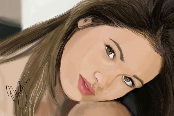 Nicole Anderson by MelissaBeec
